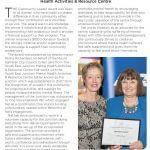 Women in Business Awards 2015 Community Leader Nel Jans